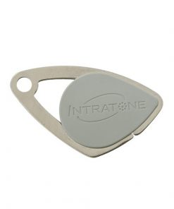 copie badge intratone gris