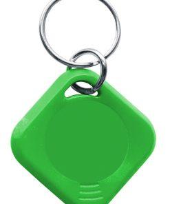 copie badge immeuble en vert