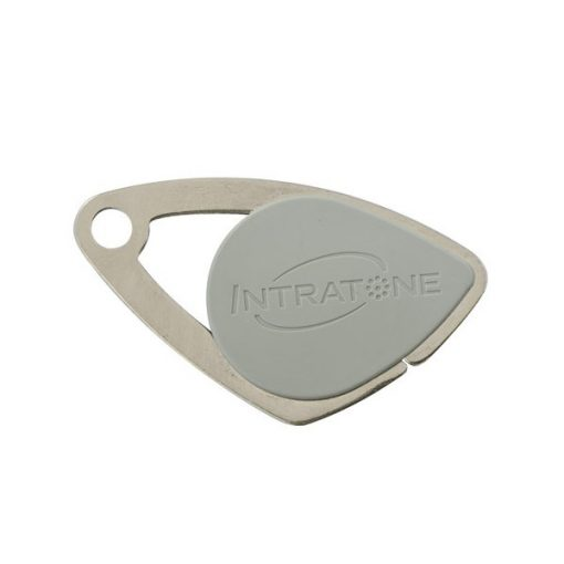 copie badge intratone gris